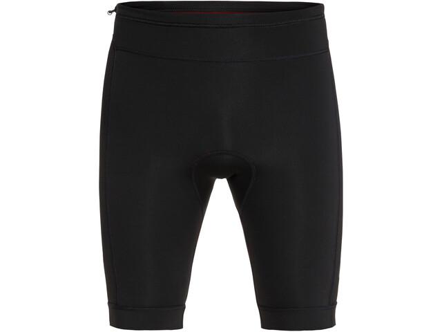 Quiksilver 1mm Syncro Series Neoprene Wetsuit Shorts Men Black